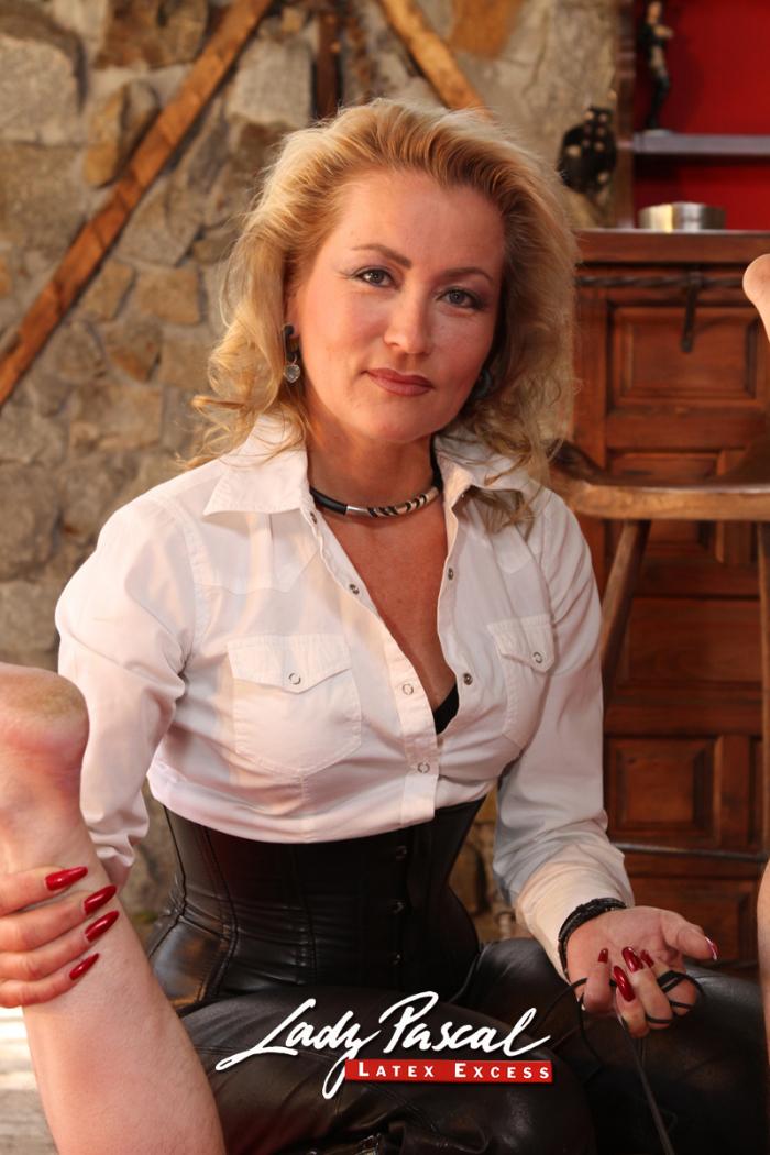 Drehtag mit Madame Charlotte und Lady Pascal