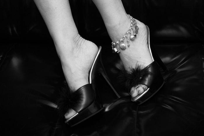 Stiletto Galerie Teil 2 - mein Schuhfetisch