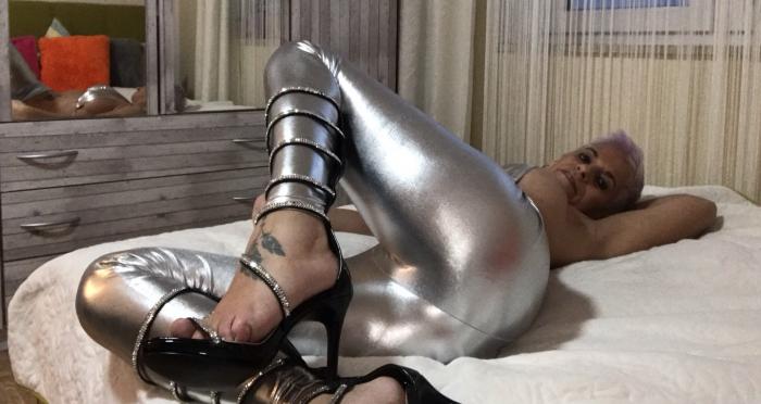 Mein geiler Leggings  Arsch