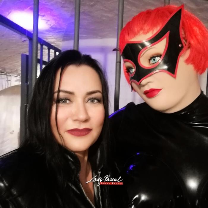 Fotos aus dem letzten Videodreh gemeinsam mit Lady Mercedes