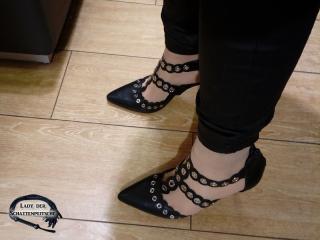 Fotos von meinen Stiefeln und Heels