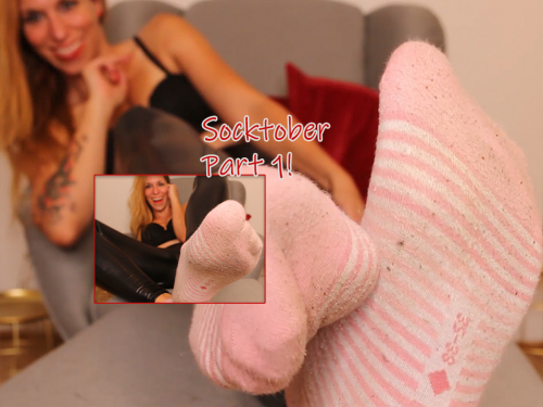 Socktober 2020 - Dein Platz unter meinen verdreckten Socken