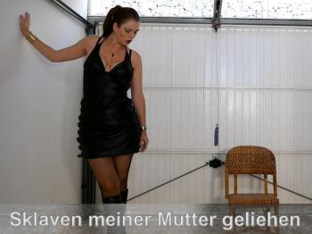 Sklaven meiner Mutter ausgeliehen