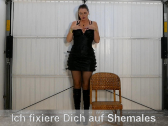 Shemale - Ich fixiere Dich auf sie