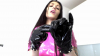 FREE CLIP - Glänzende Latex-Handschuhe, ich liebe sie