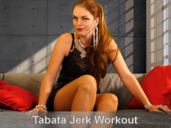 Tabata Jerk Workout
