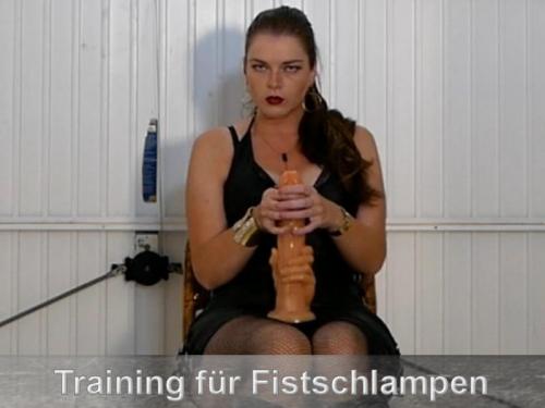 Training für Fistschlampen
