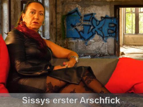 Sissys erster Arschfick