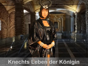 Knechts Aufgaben zum Spektakel der Königin