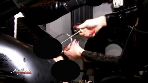 Lady Pascal - Maskiert - malträtiert - penetriert 2