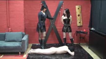 BDSM-Ratgeber: Trampling