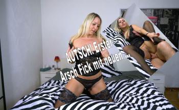 Endlich wieder nen Arschfick - XXL Analcreampie