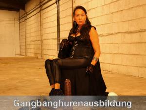 Gangbanghurenausbildung