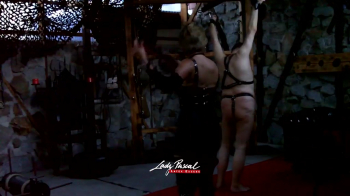 Lady Pascal - Whipping for my pleasure