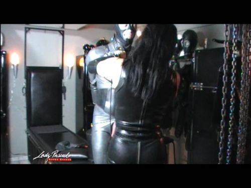 Lady Pascal - Heavy Rubber 3