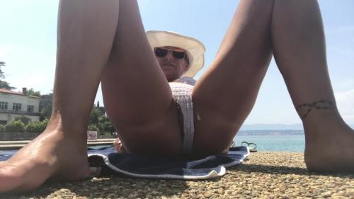 Diana im Urlaub !
