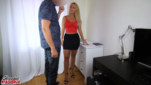 Fotzenaufriss im Büro mit XL ****