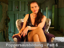 Poppers-Sklavenausbildung # 6 Erwärmen