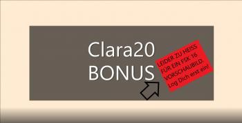 BONUS von Clara20