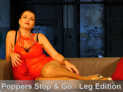 Poppers Stop & Go - Legedition