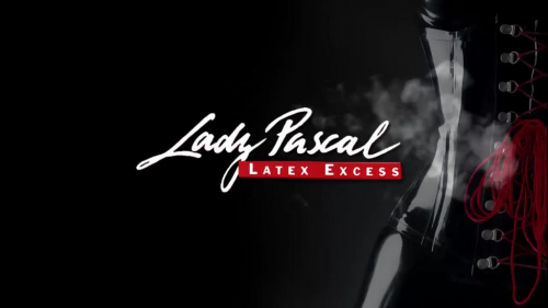 Lady Pascal - meinen Nylons wehrlos ausgeliefert