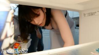 Haus**** in der Küche abgefickt
