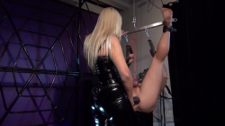 Mistress Marta - My Big Black Strapon