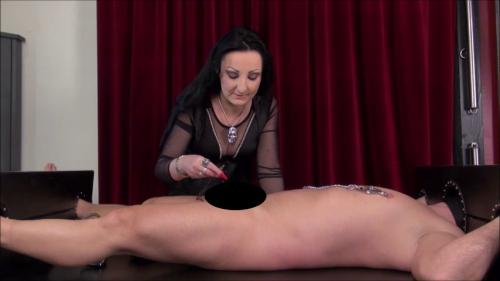 Lady Luciana - CBT Spass mit Dilatoren