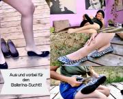 Ballerina-Wichser Teil 2