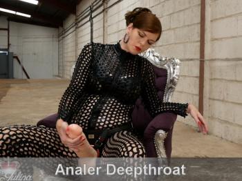 Analer Deepthroat