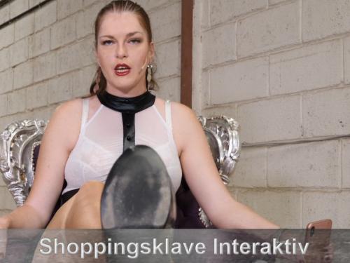 Interaktive Ausbildung zum Shoppingsklaven