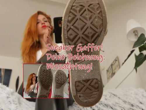 Sneaker Gaffer - Deine Belohnung Missachtung