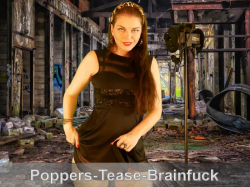 ASMR-Poppers-Teasing-Brainfuck - Willenloser Popperssklave komplett