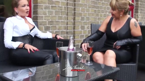 Lady Pascal - Slaves for Sale Part 1 - mit Lady Mercedes