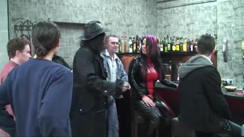 Spermacocktails an der Bar