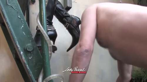 Lady Pascal - Every inch of my heels