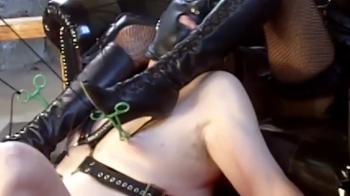 Lady Pascal - Nipple Torture 3
