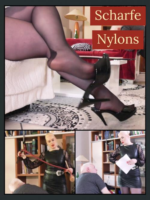 Sexy Nylons und ein spannendes Spiel (Teil 1)