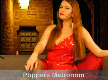 Poppers Metronom Jerk Off