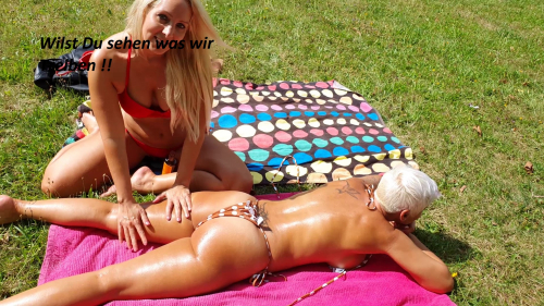 Perverse Freibad Action - Piss ****n Teil 2
