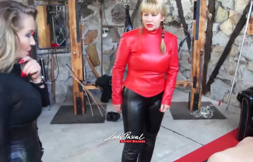 Lady Pascal - Slaves for Sale Part 2 - mit Lady Mercedes