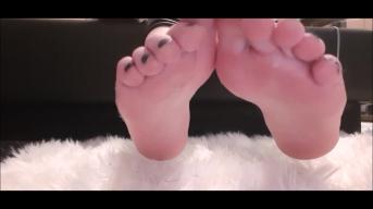 Fußsohlen