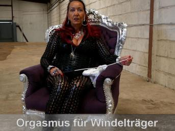 Orgasmus für Windelträger