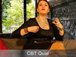 CBT-Qualen für Masosubs