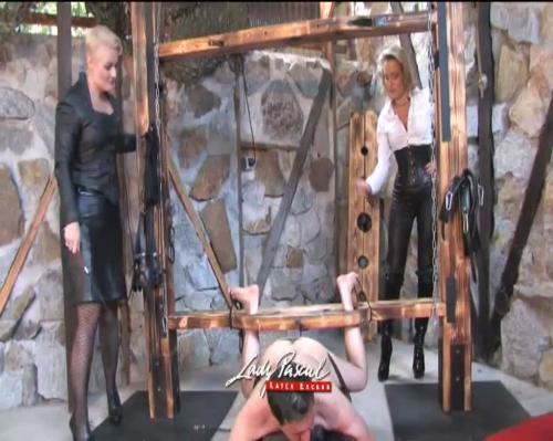 Lady Pascal - Sklavenkorrektur mit zwei sadistischen Herrinnen 3