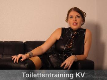 Toilettensklaven Ausbildung - Kaviar