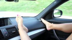 Fingern bei 220 km/h