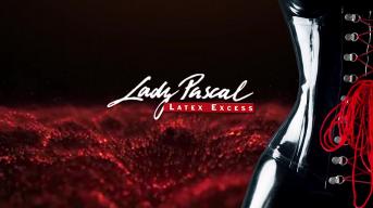 Lady Pascal - streng fixiert und durchgefxxxt