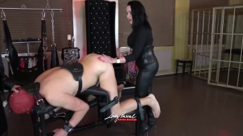 Lady Pascal - Trained for Sale Part 2