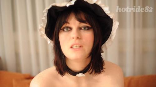 Sexy Hexe - Dominante Wichsanweisung